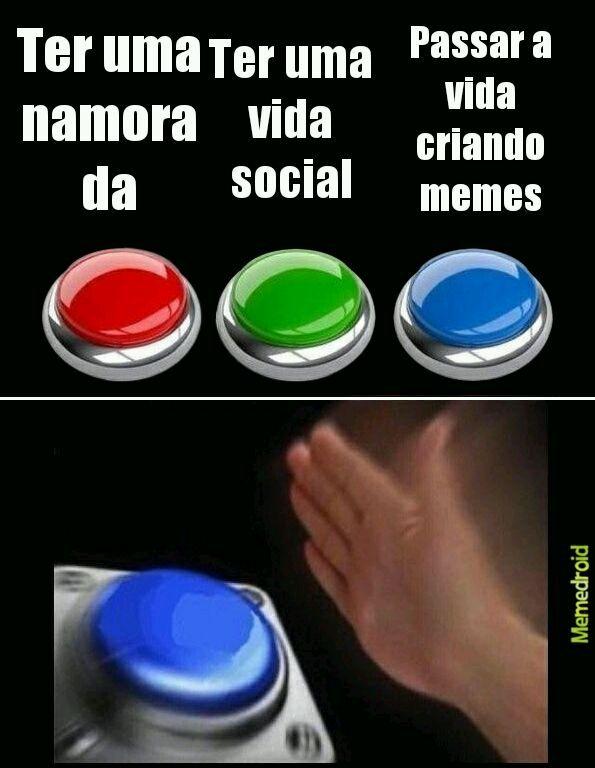 Bem melhor - meme