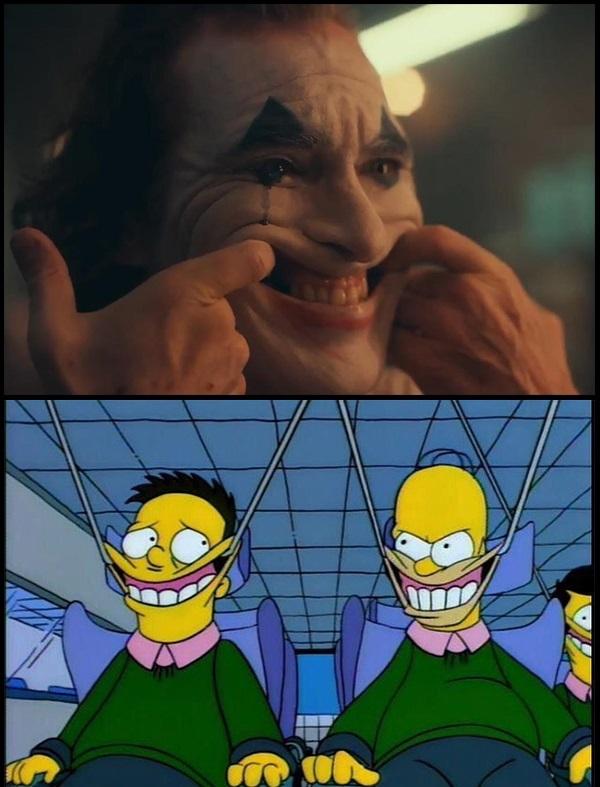 o simpsons preveu isso tbm - meme