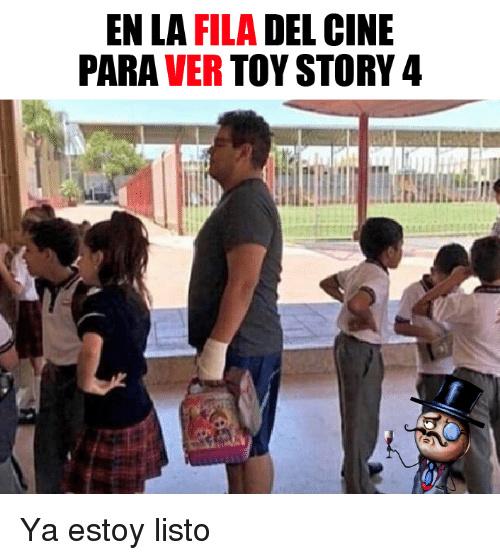 Toy listo - meme