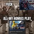 Respect my homies
