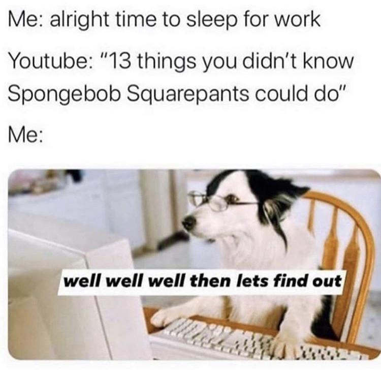 I need answers - meme