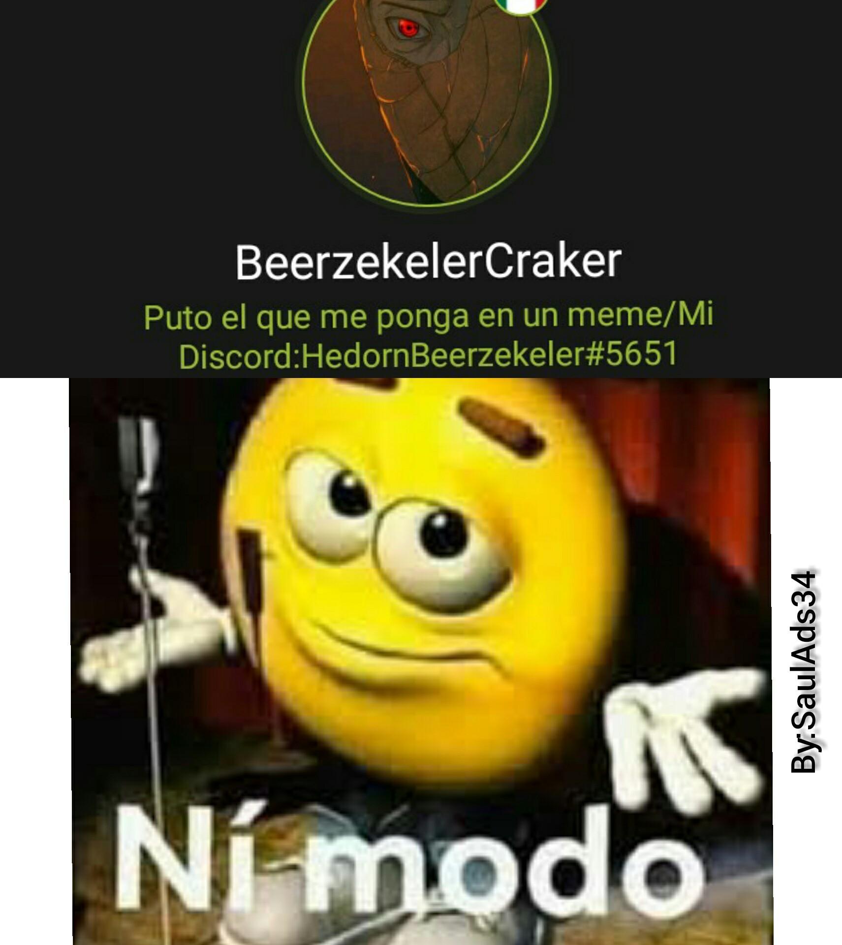 Ni modo xd - meme