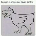 Dino-pollo lol
