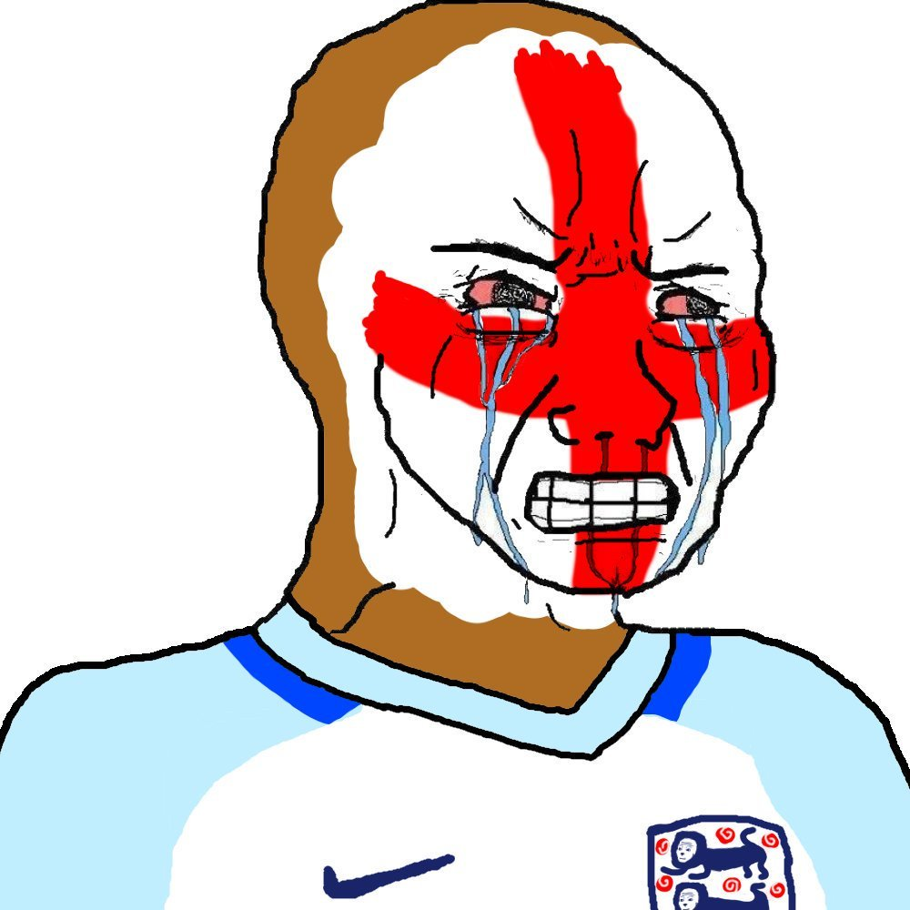 England in going home - meme