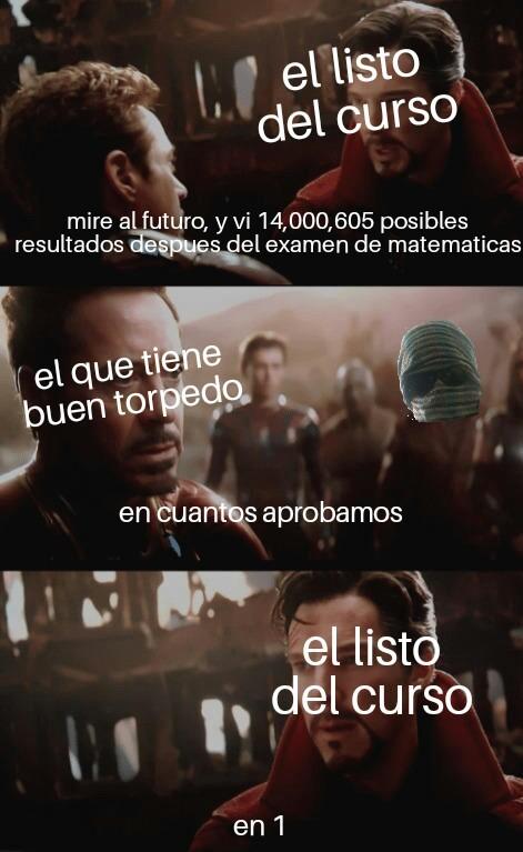 En 1 - meme