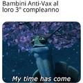 Bili gli anti vax