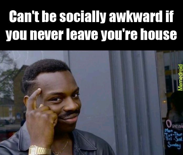 Introverts un-unite - meme