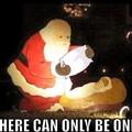 Santa is life