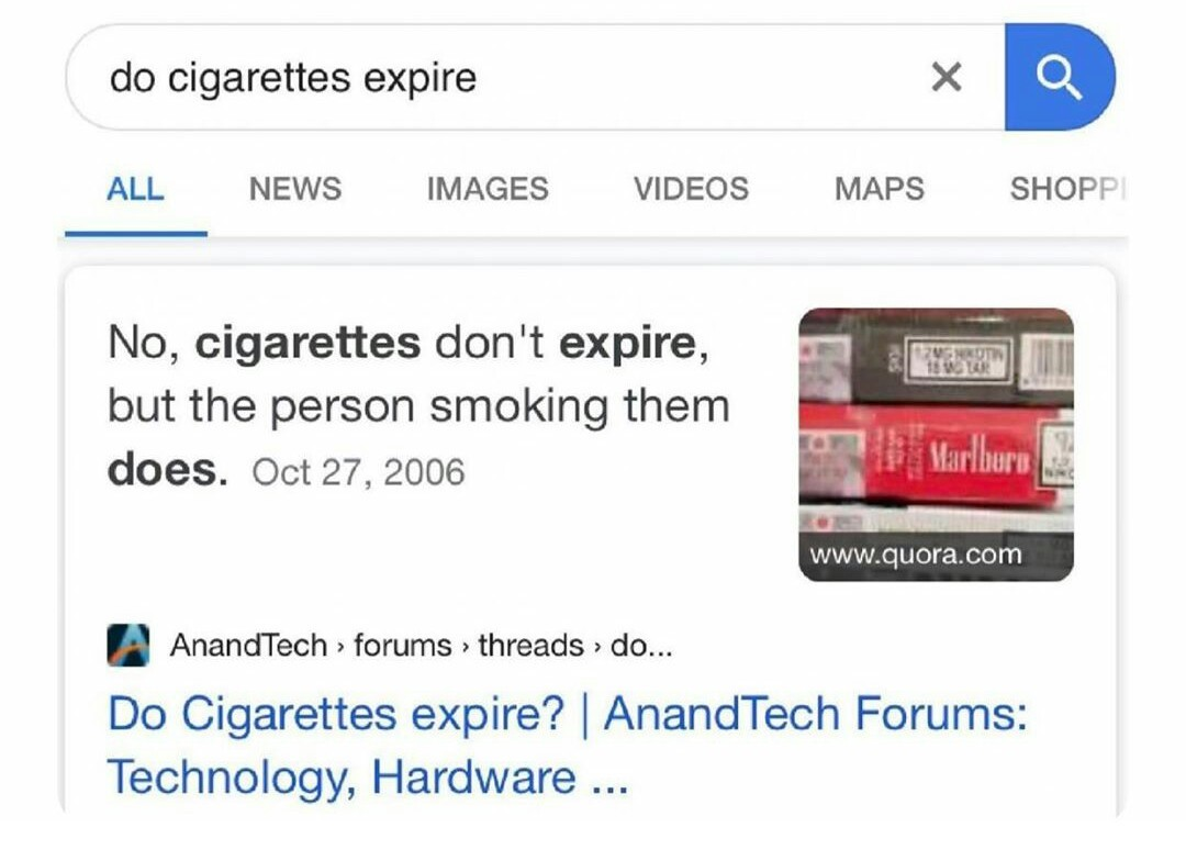 Damn google - meme
