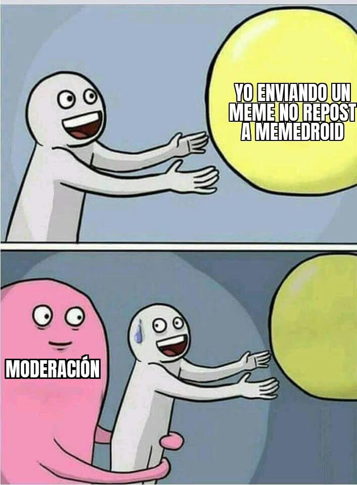 Sin ofender a los Cracks de moderación :) - meme