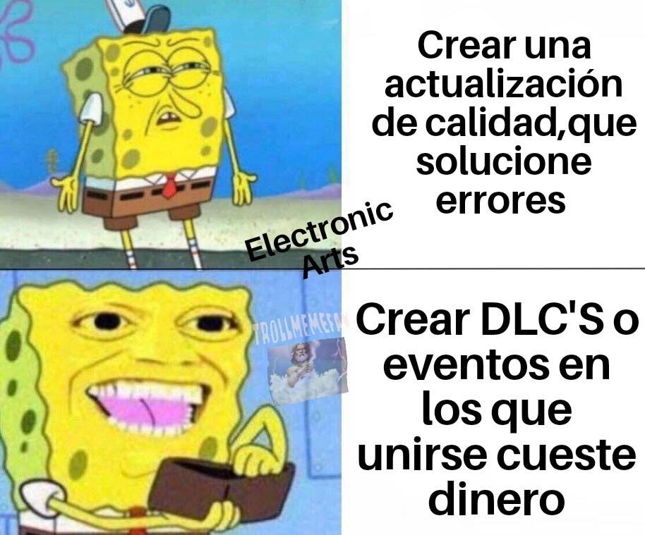 EA LOGIC - meme