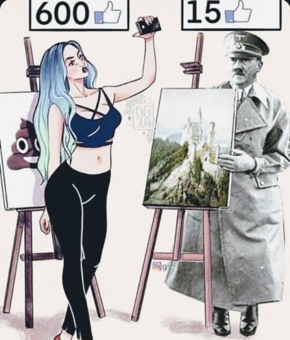 Hitler n'as rien fait de moralement questionable /pol - meme