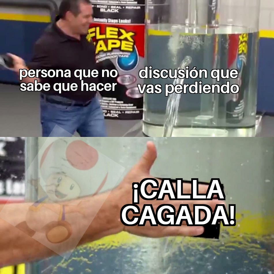 Es un hechizo simple pero impenetrable - meme