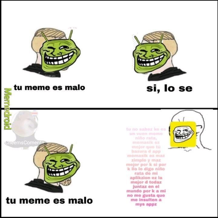 Memedroid forever