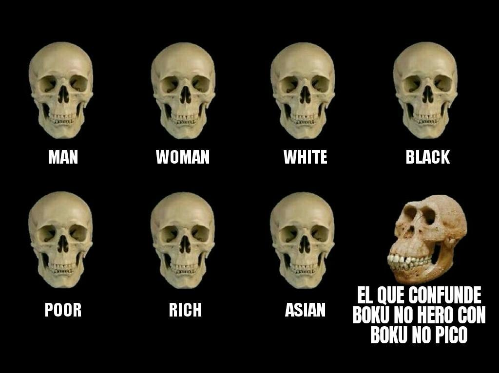 Boku no - meme