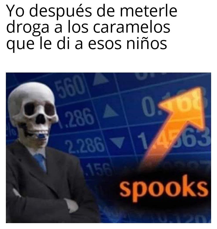 Spooks - meme