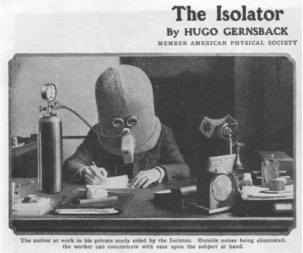 Isolator - meme