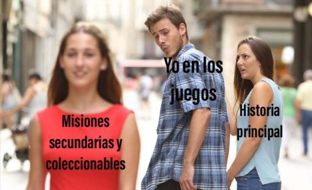 Eso le pasa a todo el mundo - meme