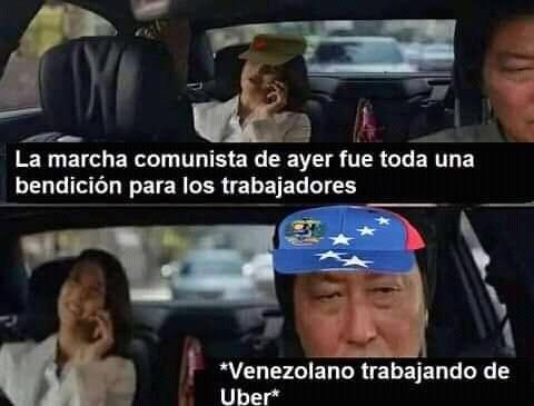 Como quisiera matar comunistas - meme