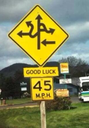good luck... - meme