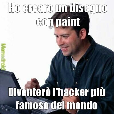piccoli grandi hacker - meme