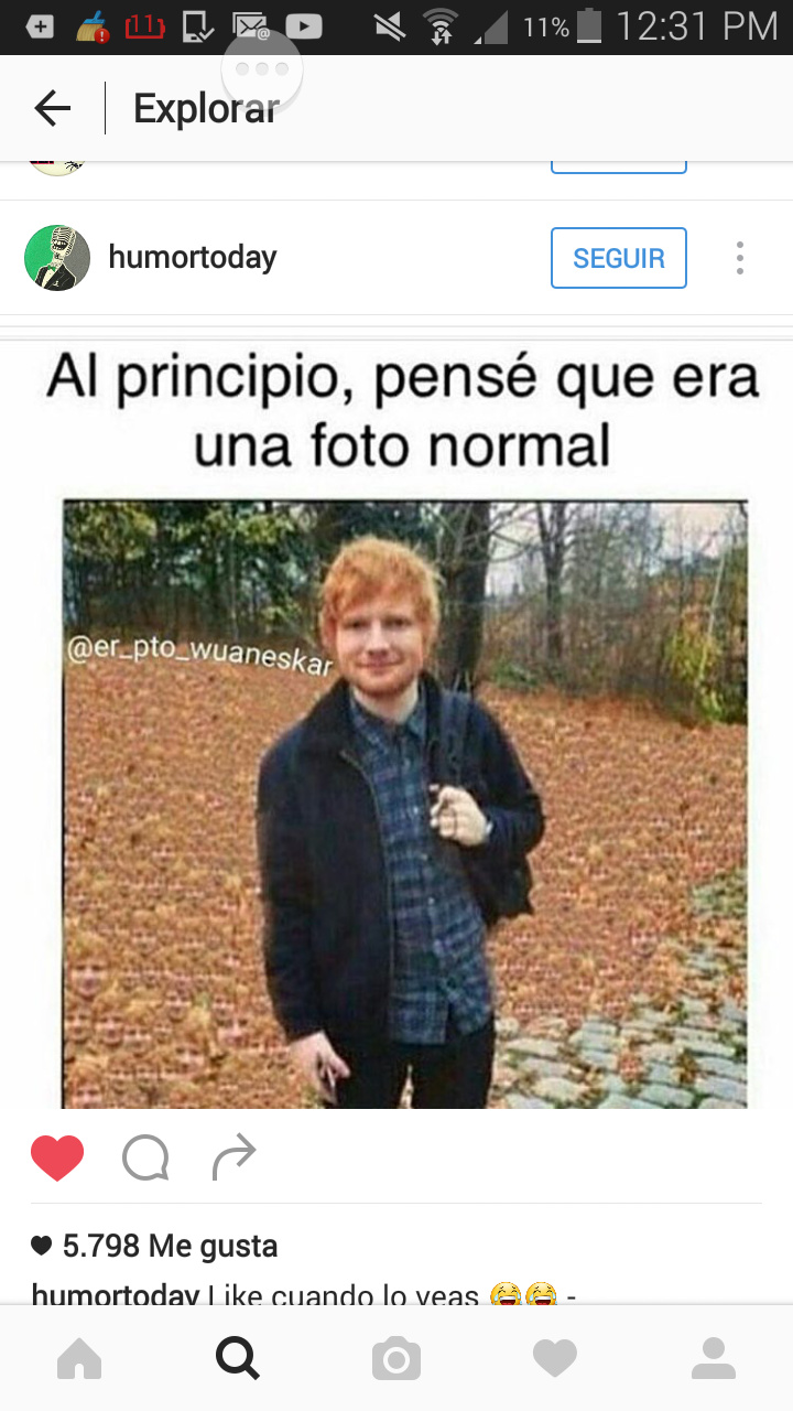 No es nada normal