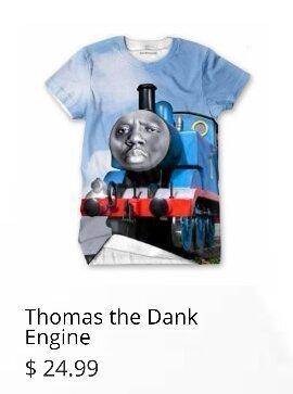 Thomas is love Thomas is life - meme