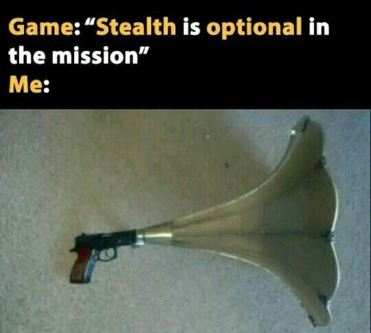 Is optional  - meme