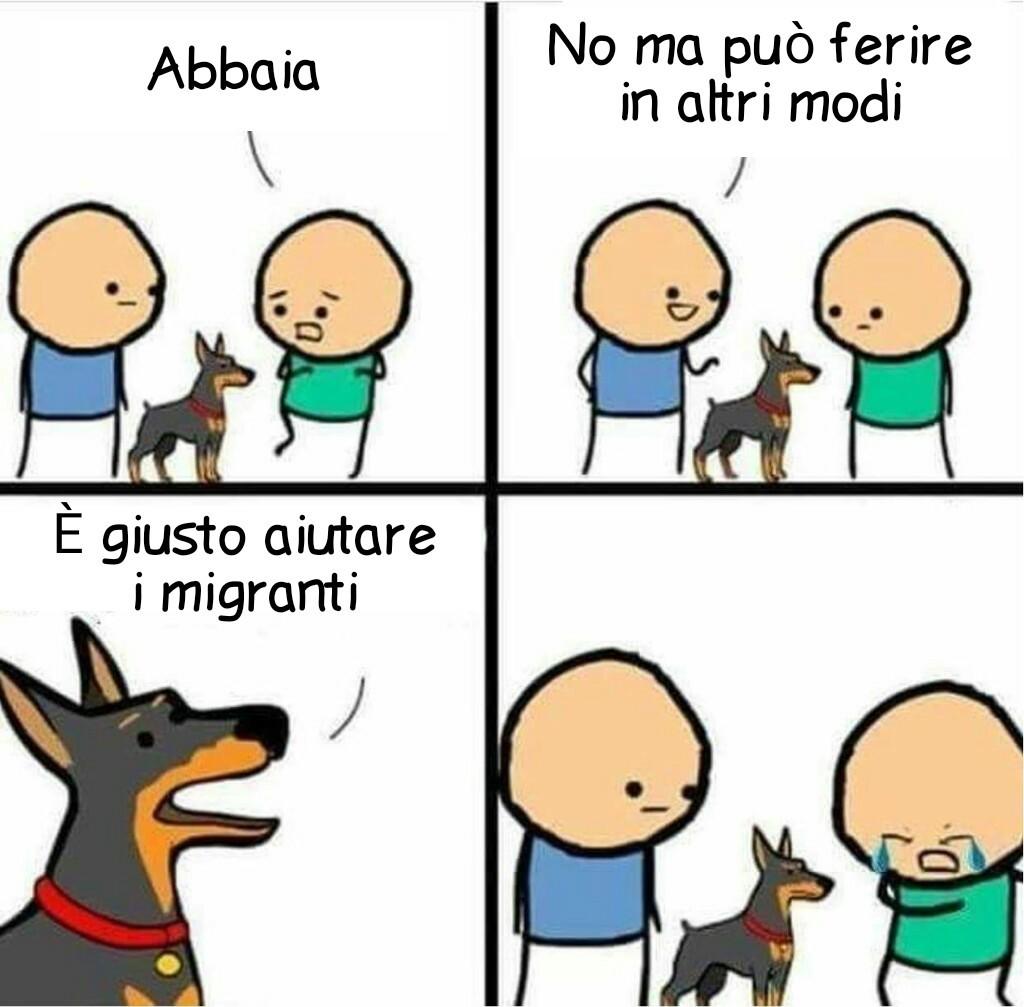 Black Humour - meme