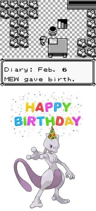 happy birthday!! - meme
