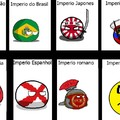 Imperio passados