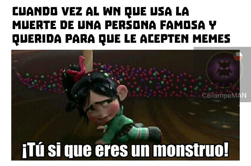 Los wns maracos - meme
