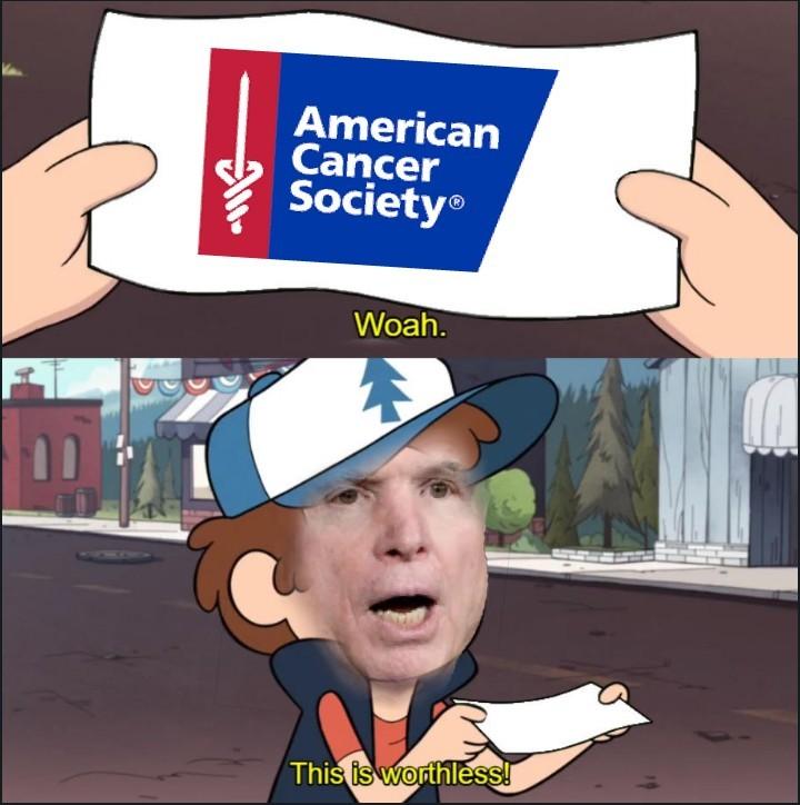McCain - meme
