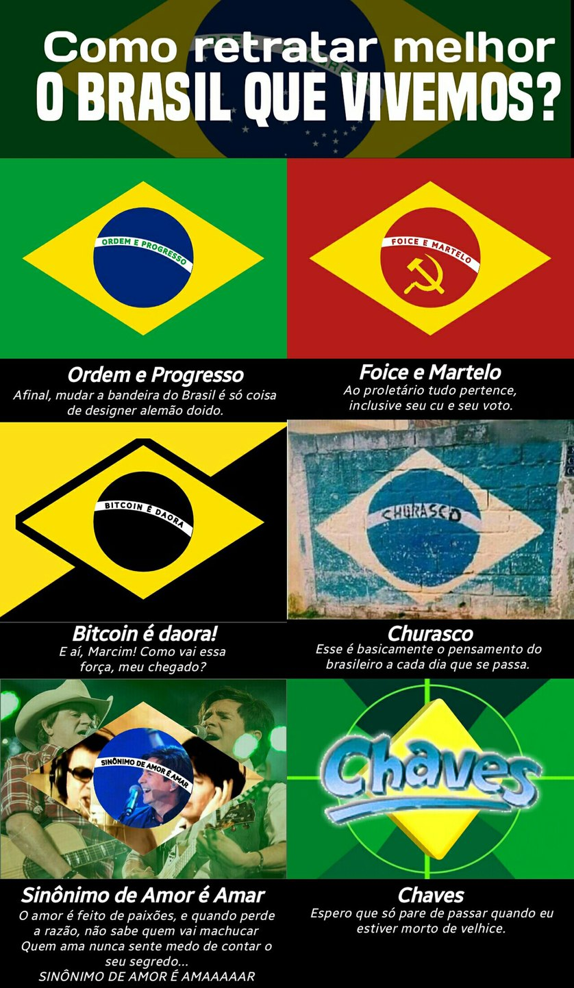 Brasil sil sil - meme