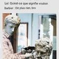 L'art de la sculpture romaine ! Que de plaisir