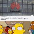 Huawei se fue a la B
