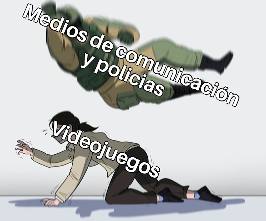 Hola chicos - meme