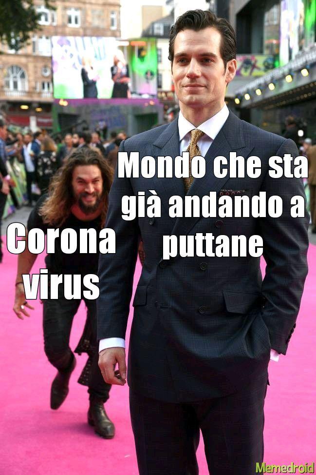 Bello il mondo - meme