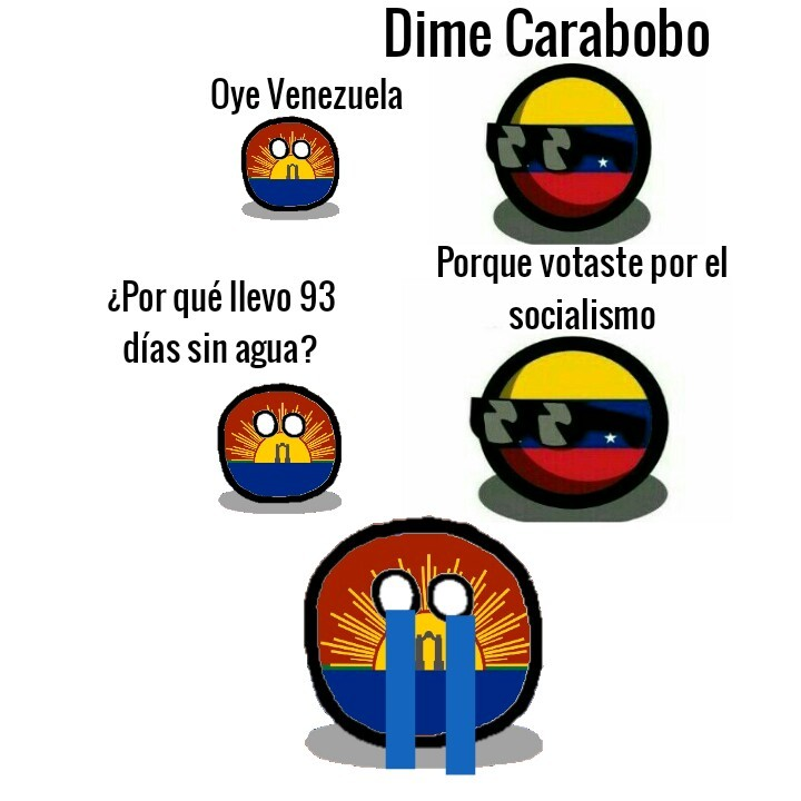Mi cuarto Countryball 100% original - meme
