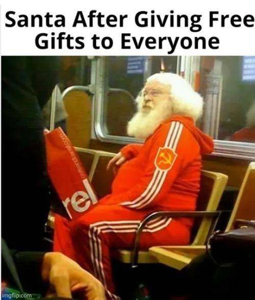 Good job, red comrade! - meme