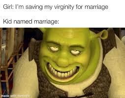no sex before marriage :darkstare: - meme