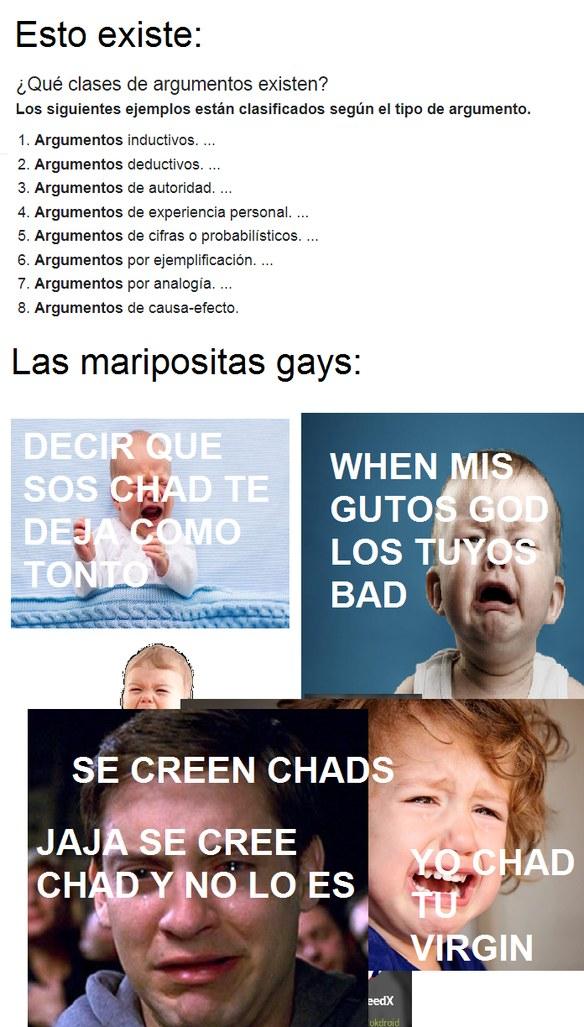 Rechazar = Mariquita llorona, abstenganse de llorar en los comentarios :haters: - meme