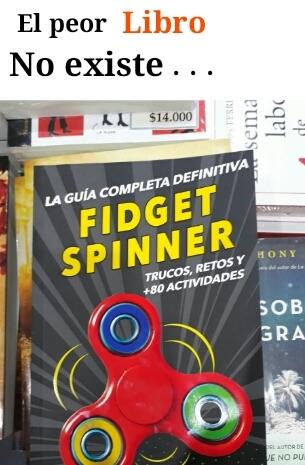 Lo vi en la libreria y me cage jjajajaja