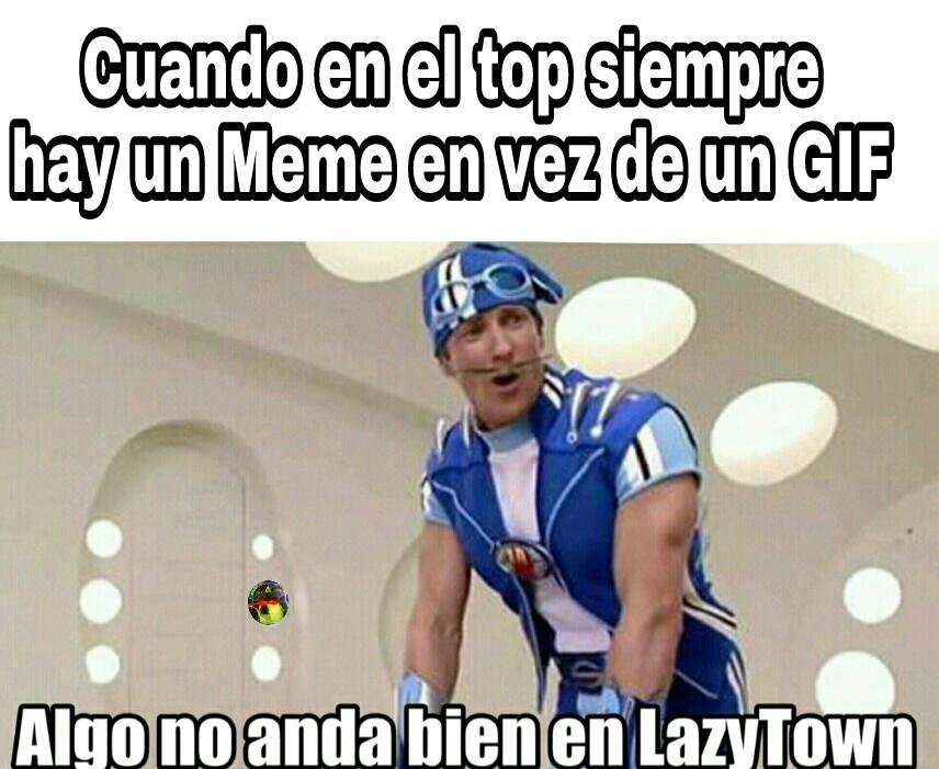 Mauricio manos locas - meme