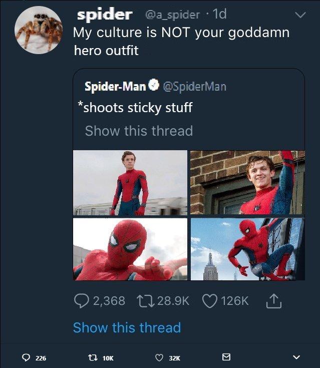 Cultural Appropriation is bullshit - meme