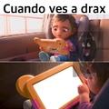 hola drax