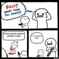 BILLY NO LO HAGAS
