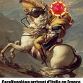 CoroNapoléon arrive