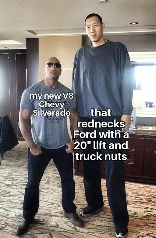 Trucknuts - meme