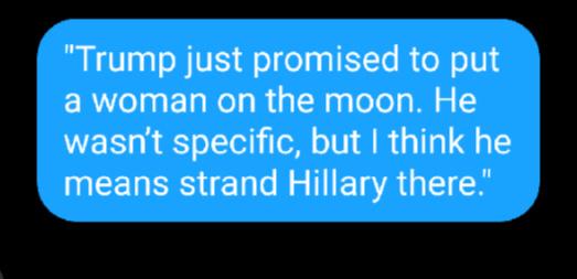 Moon landing - meme